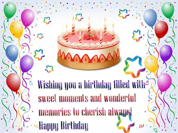 Birthday Wishes Images and Pictures